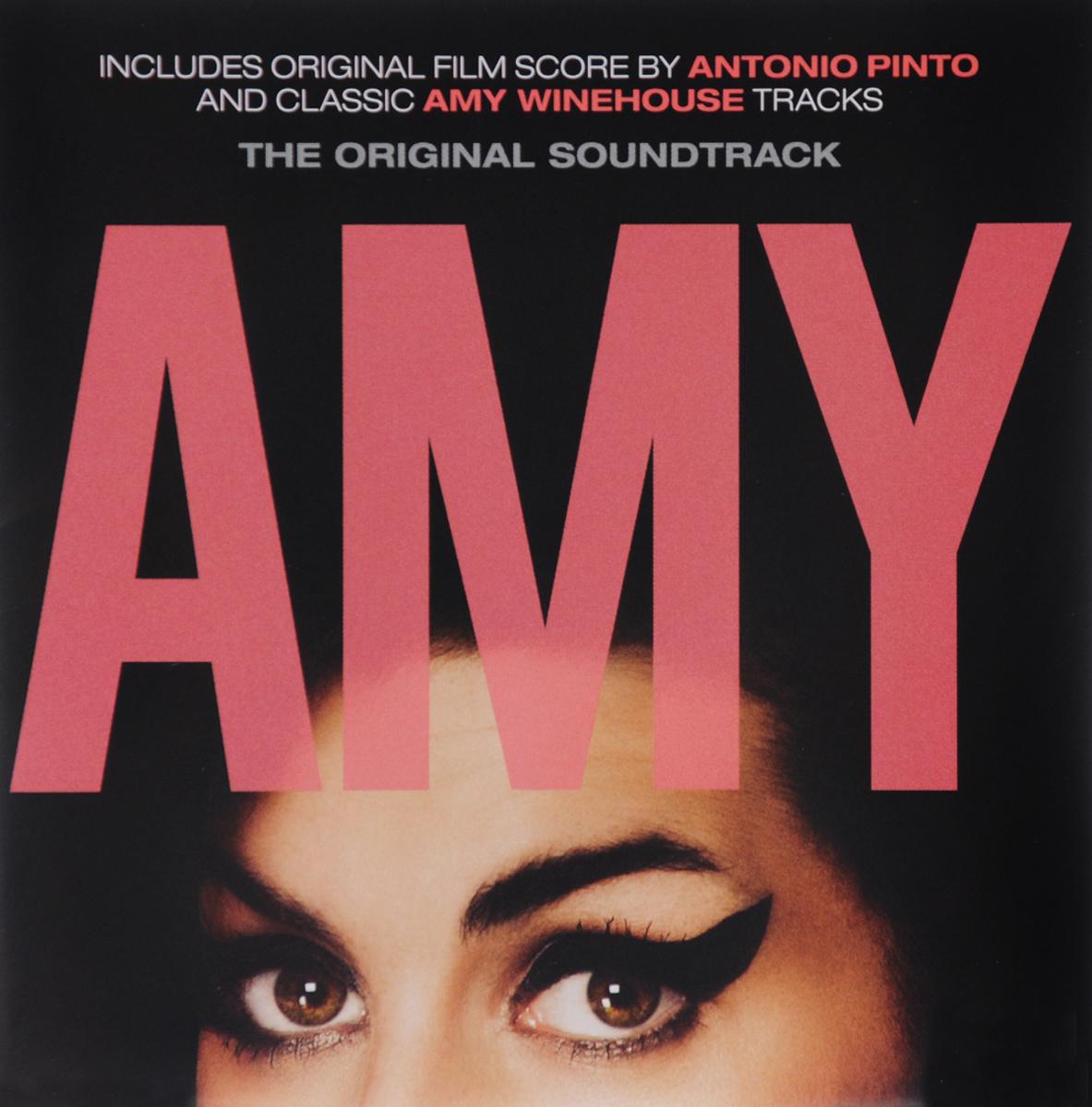 Amy. The Original Soundtrack дел шеннон билл хейли the crests фрэнки лимон the teenagers buster brown the continental kids flash cadillac original soundtrack american graffiti 2 cd