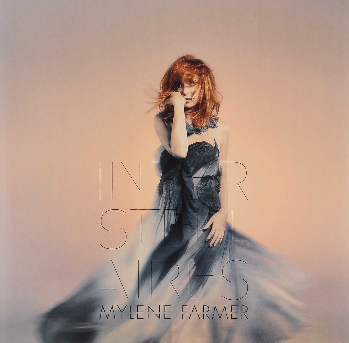 Милен Фармер Mylene Farmer. Interstellaires (2 LP) cd mylene farmer les mots