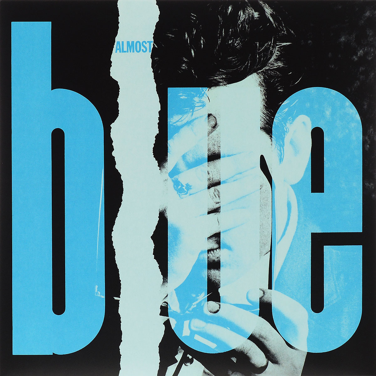 Элвис Костелло,The Attractions Elvis Costello And The Attractions. Almost Blue (LP) the heir