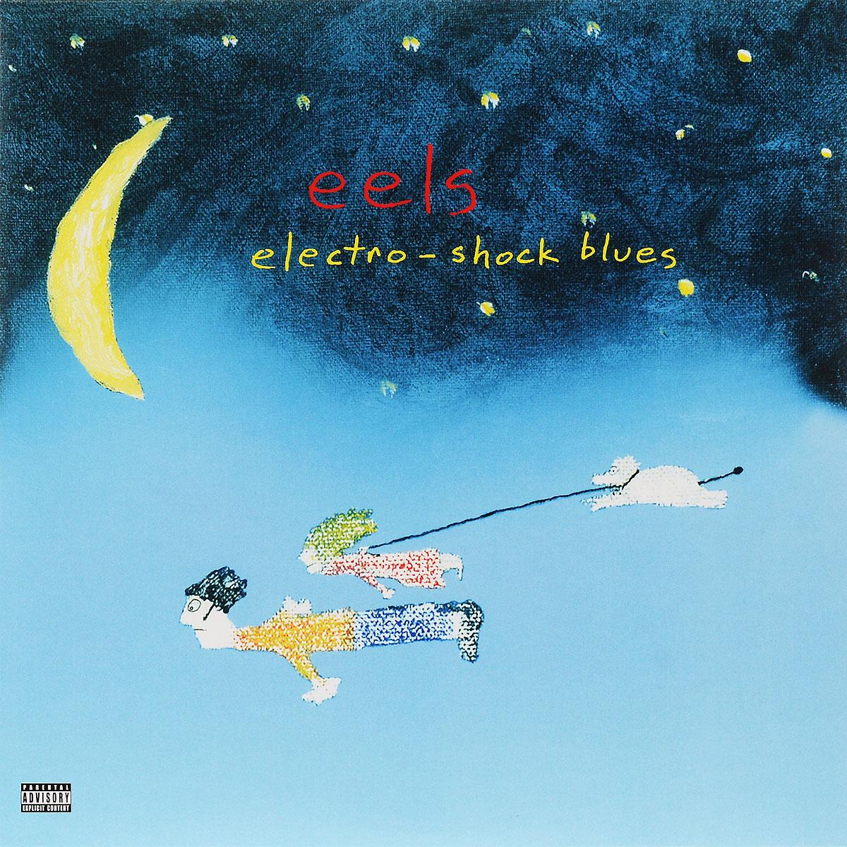 Eels Eels. Electro-Shock Blues (2 LP) гитарный комбоусилитель roland blues cube stage