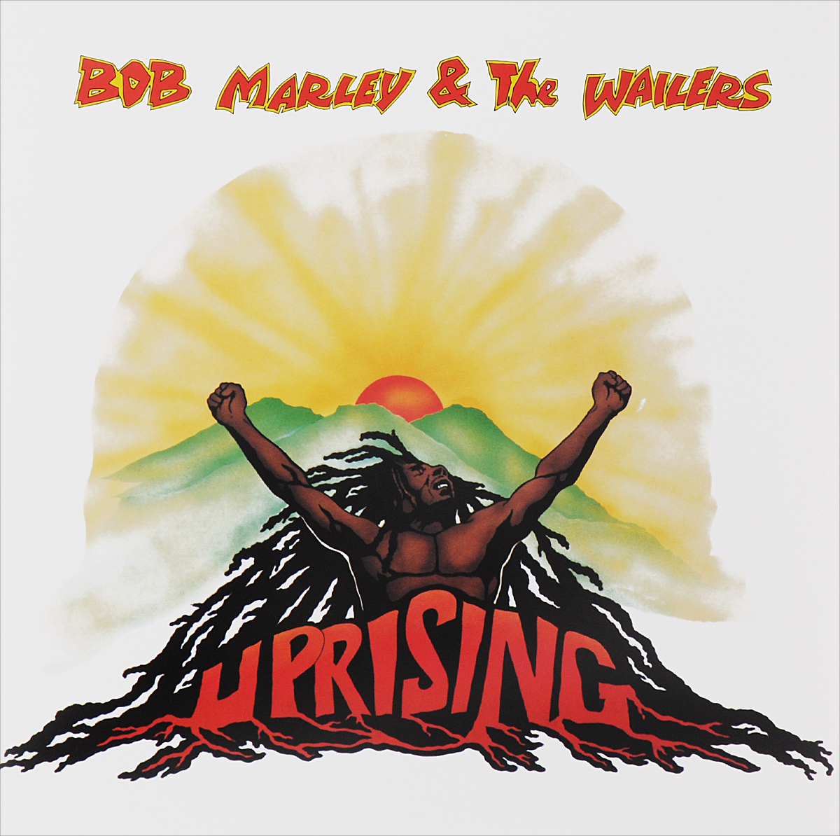 Боб Марли,The Wailers Bob Marley & The Wailers. Uprising (LP) jamaican rasta hat bob marley hat jameican hat tams fancy dress costumes crochet rasta beanies gorro bob marley cap rh 18