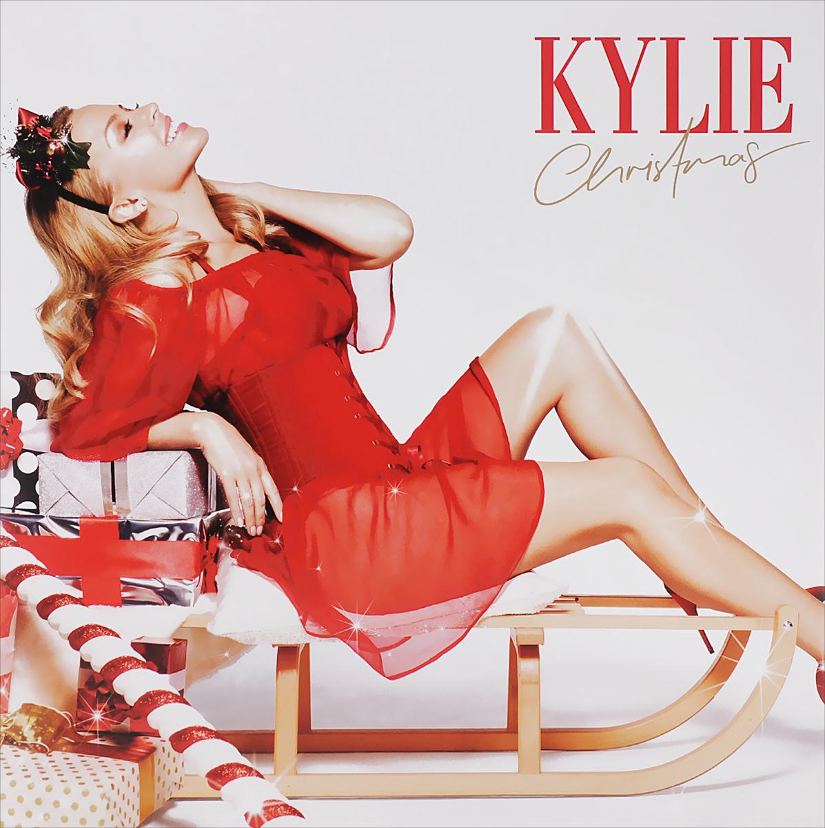 Kylie Kylie. Christmas (LP) рыжий кот настольная игра времена года