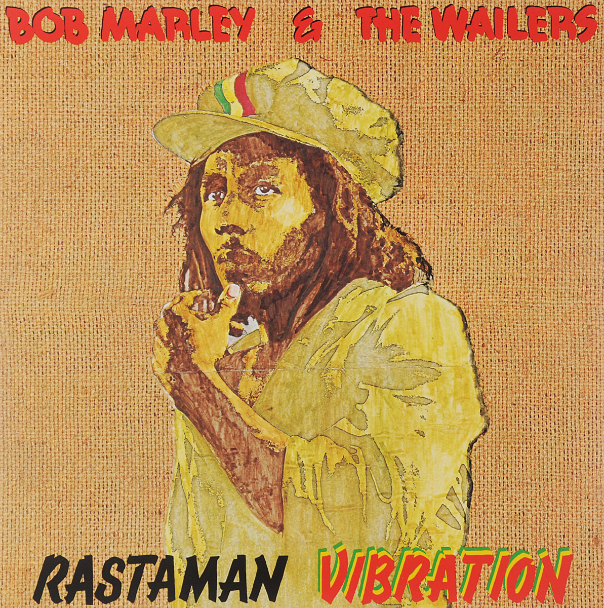 Боб Марли Bob Marley & The Wailers. Rastaman Vibration (LP) гарнитура marley positive vibration em jh011 dn denim