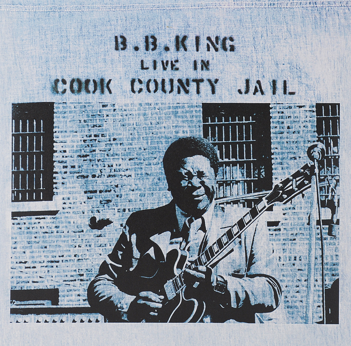 Би Би Кинг B.B. King. Live In Cook County Jail (LP) lentinula edodes in qingyuan county