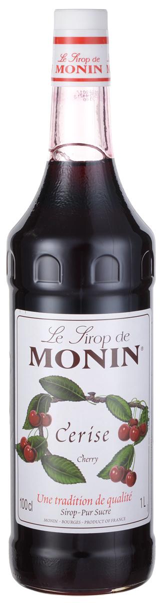 Monin Вишня сироп, 1 л4607004650376С древних времен вишни занимали особое место на столах от Ближнего Востока до Европы. Вишня - популярное сырье в вареньях и в пирогах.Благодаря сиропу Monin Вишня, чудесный вкус доступен круглый год, чтобы придать глубокий летний вишневый аромат всем вашимнапиткам.ВКУСВишневый запах, с небольшим прикосновением косточки; очень сочный зрелый вишневый аромат.ПРИМЕНЕНИЕКоктейли, газированные напитки, коктейли, фруктовые пунши, чай, какао.Сиропы Monin выпускает одноименная французская марка, которая известна как лидирующий производитель алкогольных и безалкогольныхсиропов в мире. В 1912 году во французском городке Бурже девятнадцатилетний предприниматель Джордж Монин основал собственнуюкомпанию, которая специализировалась на производстве вин, ликеров и сиропов. Место для завода было выбрано не случайно: город Бурженаходился в непосредственной близости от крупных сельскохозяйственных районов - главных поставщиков свежих ягод и фруктов. Производство сиропов стало ключевым направлением деятельности компании Monin только в 1945 году, когда пост главы предприятия занялпотомок основателя - Пол Монин. Именно под его руководством ассортимент марки пополнился разнообразными сиропами из натуральныхингредиентов, которые молниеносно заслужили блестящую репутацию в кругу поклонников кофейных напитков и коктейлей. По сей день высокоекачество остается базовым принципом деятельности французской марки. Сиропы Монин создаются исключительно из натуральных ингредиентовпо уникальным технологиям, позволяющим сохранять в готовом продукте все полезные свойства природного сырья.Эксперты всего мира сходятся во мнении, что сиропы Monin - это законодатели мод в миксологии. Ассортимент французской марки насегодняшний день является самым широким и насчитывает полторы сотни уникальных вкусовых решений. В каталоге компании можно найти какклассические вкусы для кофейных напитков (шоколадный, ванильный, ореховый и другие сиропы), так и весьма экзотические варианты (сиро