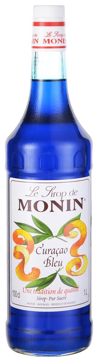 Monin Блю Курасао сироп, 1 л0120710Кюрасао - ликер ароматизированный сушеной кожурой зеленых апельсинов первоначально из Вест-Индии с острова Кюрасао, тропического рая, с красивыми уединенными пляжами, которые позволяют наслаждаться солнечным светом большую часть дней в году. Ликер имеет апельсиновый вкус с различной степенью горечи. Наиболее распространенный синий Кюрасао. Его безалкогольная версия сироп Monin Блю Курасао прежде всего используется, чтобы добавить легкий экзотический аромат в ваши напитки. Синий цвет сиропа со вкусом апельсина идеально подходит для фантазий в приготовлении напитков!ВКУСЗапах апельсиновой кожуры, вкус апельсиновой конфеты.ПРИМЕНЕНИЕГазированные напитки, коктейли, фруктовые пуншиСиропы Monin выпускает одноименная французская марка, которая известна как лидирующий производитель алкогольных и безалкогольных сиропов в мире. В 1912 году во французском городке Бурже девятнадцатилетний предприниматель Джордж Монин основал собственную компанию, которая специализировалась на производстве вин, ликеров и сиропов. Место для завода было выбрано не случайно: город Бурже находился в непосредственной близости от крупных сельскохозяйственных районов - главных поставщиков свежих ягод и фруктов. Производство сиропов стало ключевым направлением деятельности компании Monin только в 1945 году, когда пост главы предприятия занял потомок основателя - Пол Монин. Именно под его руководством ассортимент марки пополнился разнообразными сиропами из натуральных ингредиентов, которые молниеносно заслужили блестящую репутацию в кругу поклонников кофейных напитков и коктейлей. По сей день высокое качество остается базовым принципом деятельности французской марки. Сиропы Монин создаются исключительно из натуральных ингредиентов по уникальным технологиям, позволяющим сохранять в готовом продукте все полезные свойства природного сырья.Эксперты всего мира сходятся во мнении, что сиропы Monin - это законодатели мод в миксологии. Ассортимент французской марки на сегодняшн