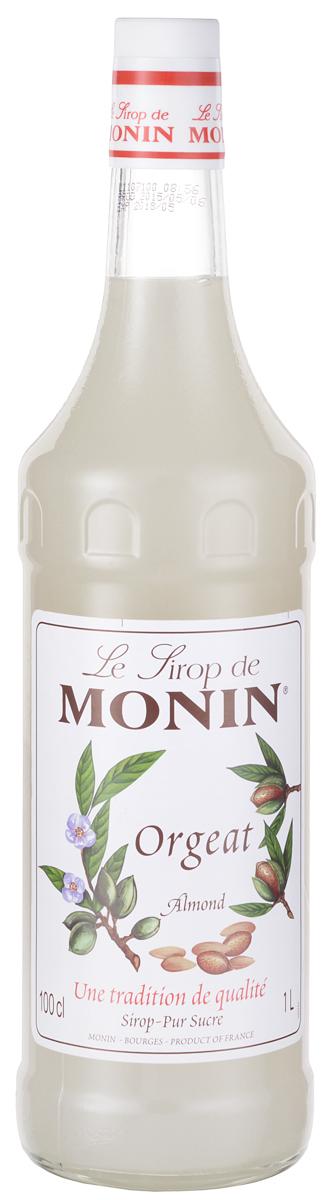 Monin Миндаль сироп, 1 л дынный сироп monin стекло 1 л