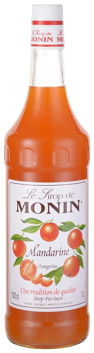 Monin Мандарин сироп, 1 л0120710Мандарин похож на маленькие апельсины, но его вкус более кислый или более едкий, чем у апельсина. Если вам нравится нежный и сочный мандариновый аромат в ваших напитках, добавьте сироп Monin Мандарин, который содержит всю тонкую сладость из свежего мандарина.Сиропы Monin выпускает одноименная французская марка, которая известна как лидирующий производитель алкогольных и безалкогольных сиропов в мире. В 1912 году во французском городке Бурже девятнадцатилетний предприниматель Джордж Монин основал собственную компанию, которая специализировалась на производстве вин, ликеров и сиропов. Место для завода было выбрано не случайно: город Бурже находился в непосредственной близости от крупных сельскохозяйственных районов - главных поставщиков свежих ягод и фруктов.Производство сиропов стало ключевым направлением деятельности компании Monin только в 1945 году, когда пост главы предприятия занял потомок основателя - Пол Монин. Именно под его руководством ассортимент марки пополнился разнообразными сиропами из натуральных ингредиентов, которые молниеносно заслужили блестящую репутацию в кругу поклонников кофейных напитков и коктейлей. По сей день высокое качество остается базовым принципом деятельности французской марки. Сиропы Монин создаются исключительно из натуральных ингредиентов по уникальным технологиям, позволяющим сохранять в готовом продукте все полезные свойства природного сырья.Эксперты всего мира сходятся во мнении, что сиропы Monin - это законодатели мод в миксологии. Ассортимент французской марки на сегодняшний день является самым широким и насчитывает полторы сотни уникальных вкусовых решений. В каталоге компании можно найти как классические вкусы для кофейных напитков (шоколадный, ванильный, ореховый и другие сиропы), так и весьма экзотические варианты (сиропы со вкусом кокоса, зеленой мяты, тирамису, блю курасао, аниса, грейпфрута, пина колады и так далее). Отметим, что все сиропы обладают мягкими, деликатными вкусовыми и арома
