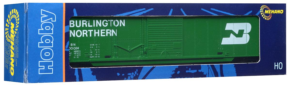 Mehano Крытый вагон Burlington Northern