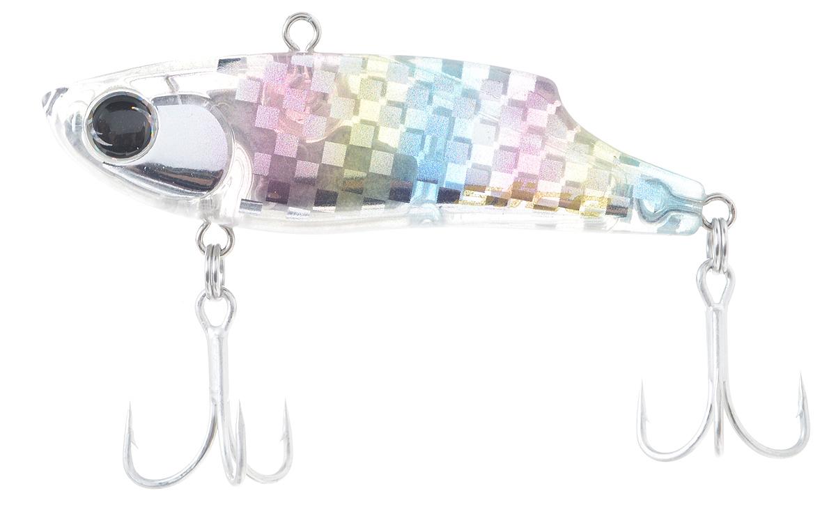 Воблер Maria Slice, тонущий, цвет: прозрачный, голубой, розовый, 5,5 см, 10 г150924-005Раттлин Maria Slice подойдет для ловли щуки, окуня, судака и форели. Отличная приманка для джиговой ловли летом и для зимней рыбалки. Частые колебания приманки прекрасно привлекают хищника с большого расстояния. Воблер выполнен из металла и пластика и оснащен тройниками Owner.