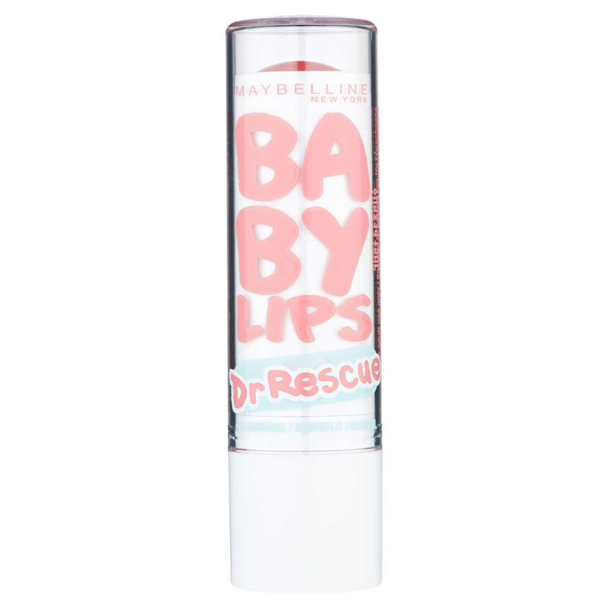Maybelline New York Бальзам для губ Baby Lips, Доктор Рескью, восстанавливающий и увлажняющий, Эвкалипт, 1,78 млFS-36054Бейби Липс Доктор Рескью Эвкалипт максимально увлажняет губы. Результат виден уже через 60 секунд после нанесения!