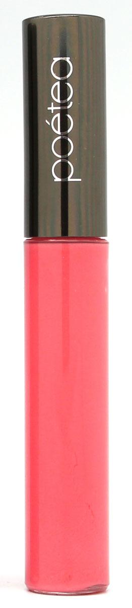 POETEQ Блеск для губ Lotus Etincelant, тон 24, 8 мл3760083032226Нежный, обволакивающий блеск для губ Сверкающий лотос придает кубам чувственный влажный блеск, сияние натурального жемчуга и нежность лепестков лотоса. Блестящие застывающие полимеры и гелефицированные масла образуют на губах водянисто-прозрачную пленку, которая добавляет губам объем. Частицы микронизированного цветного жемчуга переливаются, добавляя перламутрового сияния. Экстракт цветов лотоса придает блеску ухаживающие свойства. Он восстанавливает природную мягкость губ, успокаивает раздражения, снимает воспаление, обеспечивает мощную антиоксидантную защиту и предохраняет нежную кожу губ от преждевременного старения.