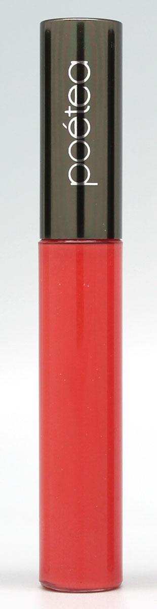 POETEQ Блеск для губ Lotus Etincelant, тон 34, 8 млE252BНежный, обволакивающий блеск для губ Сверкающий лотос придает кубам чувственный влажный блеск, сияние натурального жемчуга и нежность лепестков лотоса. Блестящие застывающие полимеры и гелефицированные масла образуют на губах водянисто-прозрачную пленку, которая добавляет губам объем. Частицы микронизированного цветного жемчуга переливаются, добавляя перламутрового сияния. Экстракт цветов лотоса придает блеску ухаживающие свойства. Он восстанавливает природную мягкость губ, успокаивает раздражения, снимает воспаление, обеспечивает мощную антиоксидантную защиту и предохраняет нежную кожу губ от преждевременного старения.