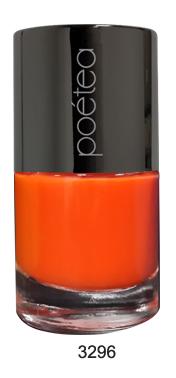 Poetea Лак для ногтей NEON, тон 96, 7 мл6164Лаки ярких неоновых, солнечно-витаминных оттенков. Такие тона подойдут почти к любому оттенку кожи . Активным компонентом в этом лаке стоит считать набор витаминов.Они укрепляют ногтевую пластину, надолго сохраняя ее здоровой и красивой, а интересные,солнечные и сияющие оттенки позволят создать любой образ.