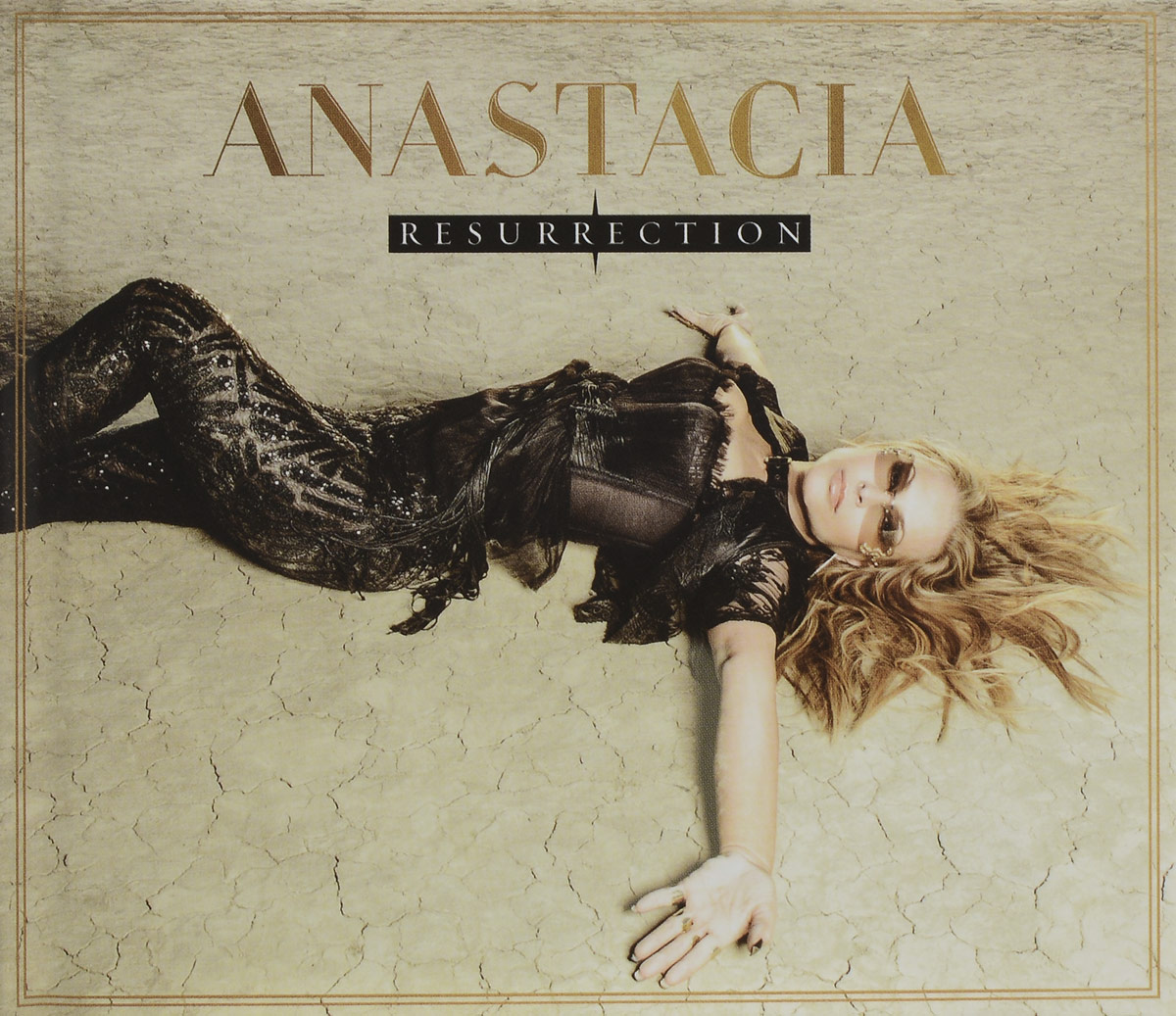 Анастасия Азеведо Anastacia. Resurrection (2 CD)