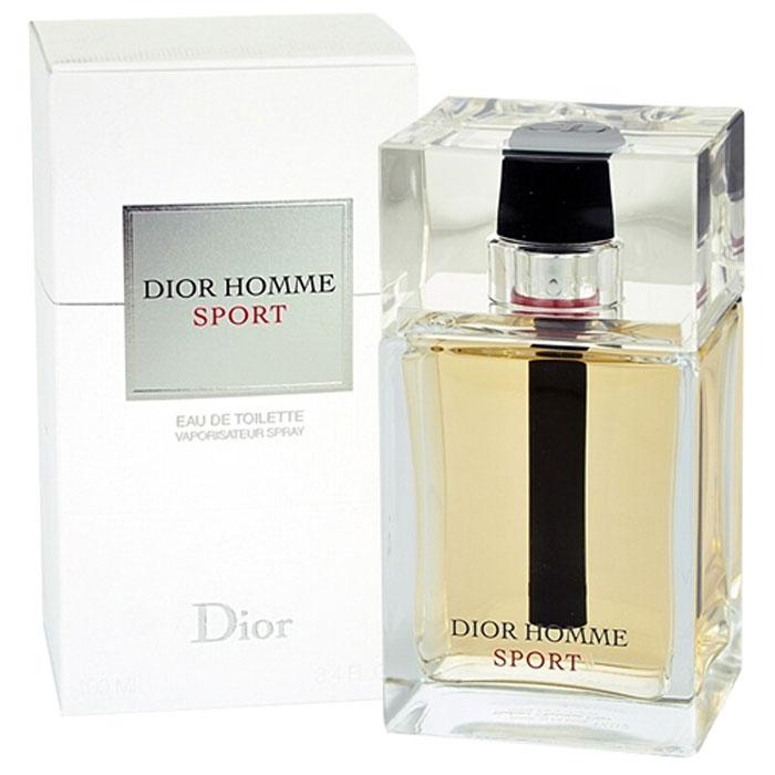 Christian Dior Dior Homme Sport.  Туалетная вода, мужская, 50 мл фото