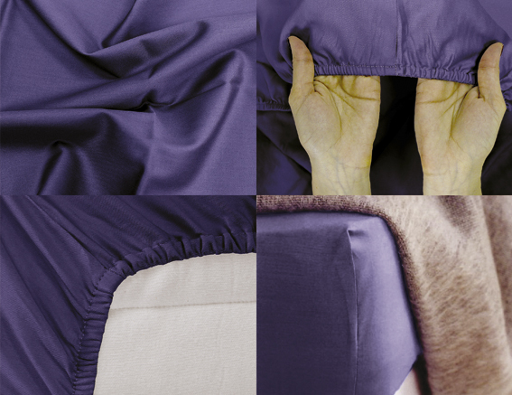 Простыня на резинке Хлопковый Край Premium, цвет: темно-синий, 208 х 186 смU210DFПростыня на резинке Хлопковый Край Premium, изготовленная из сатина (100% хлопок), будет превосходно смотреться с любыми комплектами белья. Ткань приятная на ощупь, при этом она прочная, хорошо сохраняет форму и легко гладится. Простыня прошита резинкой, что обеспечивает более комфортный отдых, так как она прочно удерживается на матрасе и избавляет от необходимости часто ее поправлять. Простынь подходит для матраса размером 200 см х 180 см.