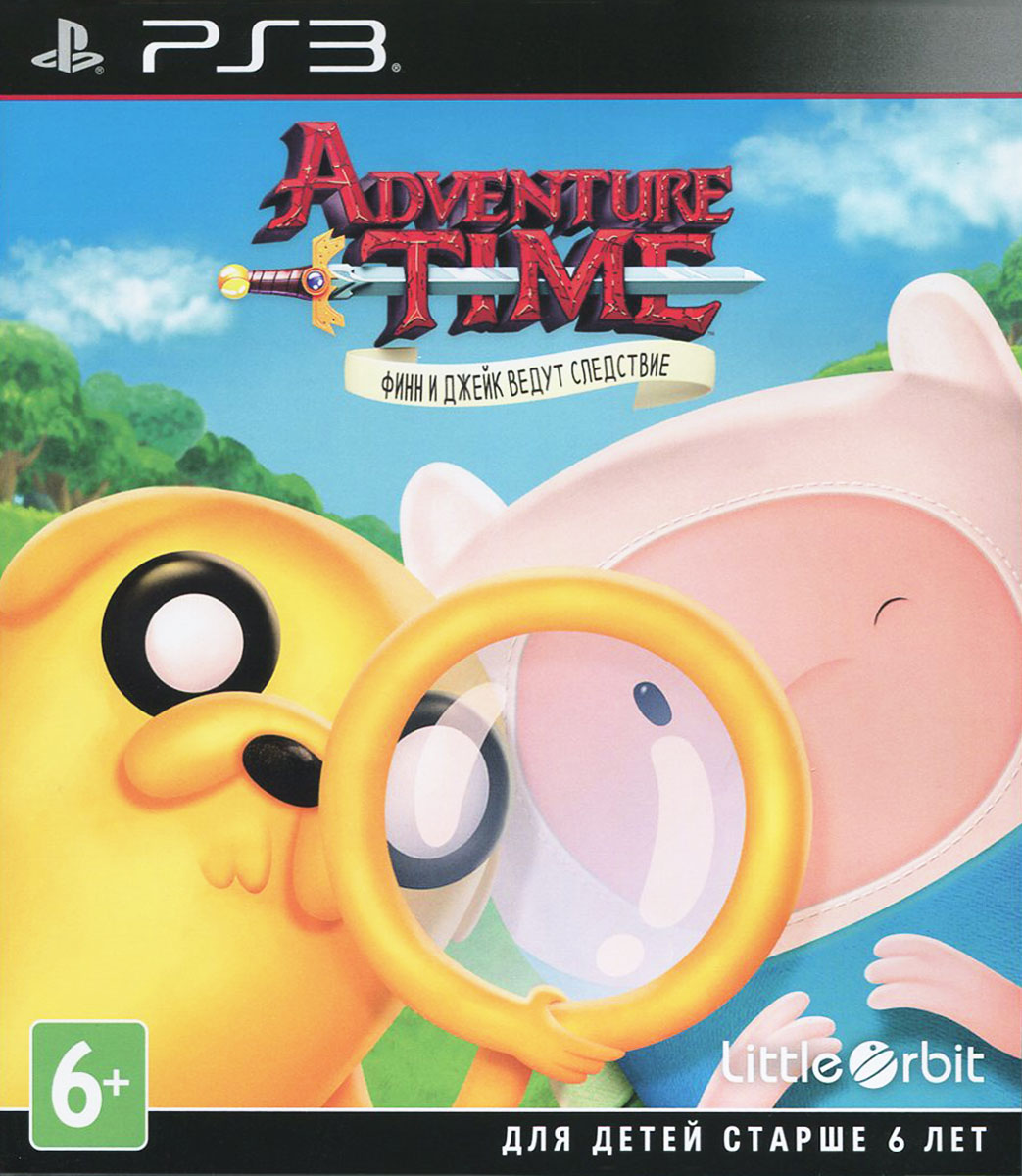 Adventure Time: Finn and Jake Investigations (PS3), Vicious Cycle Software