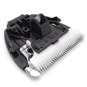 Сменный нож для машинки Codos CP-3800/ CP-3880325009Запасное жесткое высокопрочное керамическое лезвие для клиппера (машинки для стрижки шерсти) Codos. Подходит к следующим моделям клипперов Codos CP-3800/ CP-3880.Нож состоит из двух лезвий и пластикового корпуса. Подвижное лезвие сделано из керамики, а не подвижное - нержавеющая сталь отличного качества.