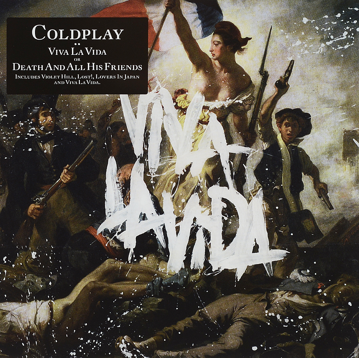 Coldplay Coldplay. Viva La Vida Or Death And All His Friends coldplay coldplay rush of blood to the head
