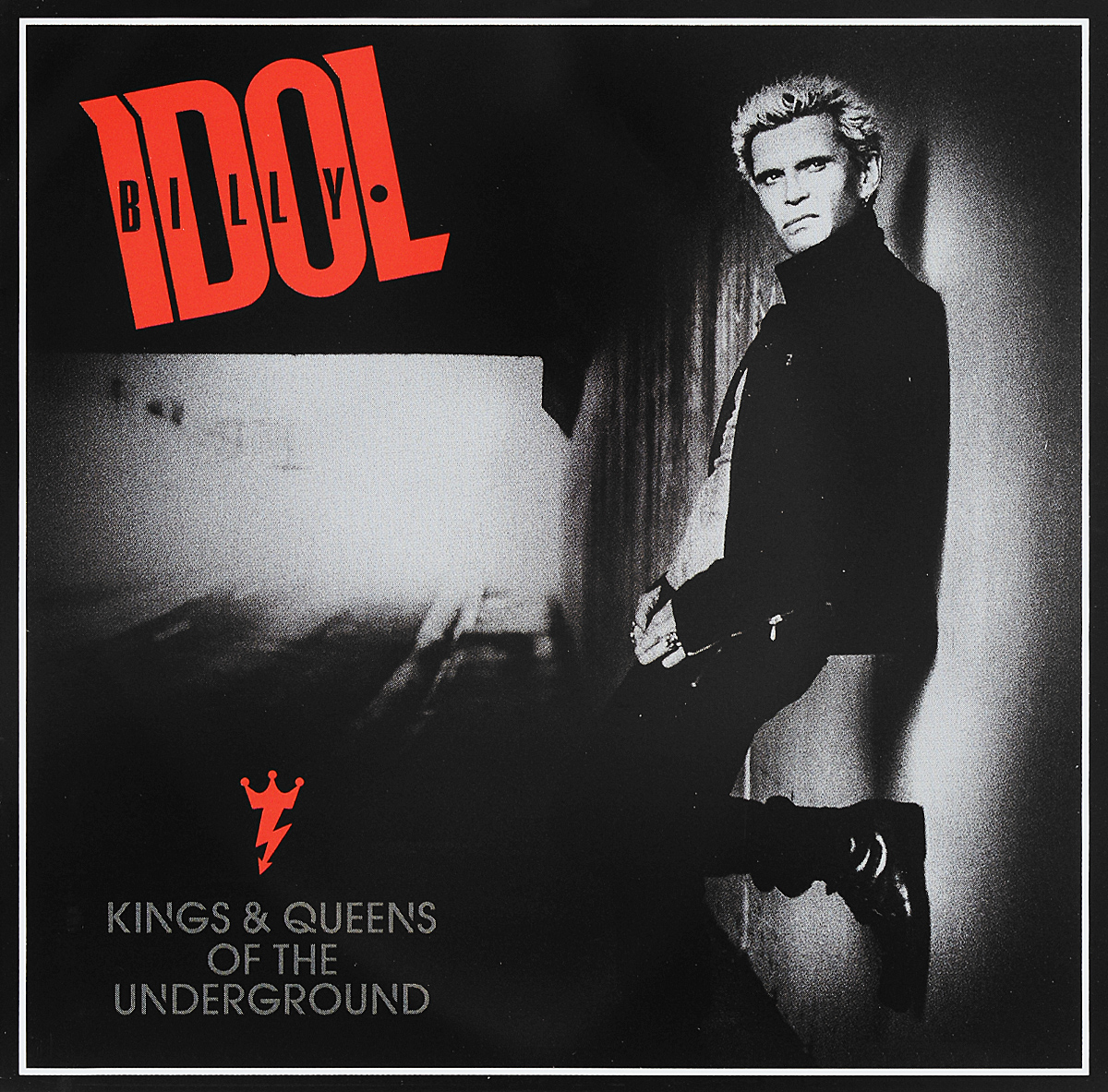 Билли Айдл Billy Idol. Kings & Queens Of The Underground keyes d the minds of billy milligan