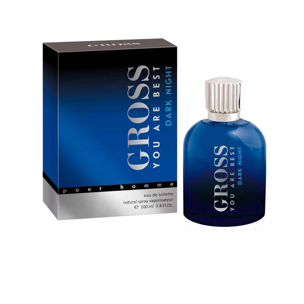 Christine Lavoiser Parfums Туалетная вода Gross Dark Night, мужская, 100 мл, Christine Lavoisier Parfums (СLP)