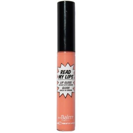 theBalm Блеск для губ Read My Lipgloss POP!,5,7 гр28032022Блеск для губ Read My Lips lipgloss Read My Lips. В формуле: экстракт женьшеня – мощный антиоксидант, защищает и восстанавливает нежную тонкую кожу губ. Нелипкая текстура комфортна в применении. Удобный аппликатор гарантирует точное нанесение и выделение контура губ. Палитра включает различные оттенки: от мягких полутонов для естественного макияжа до насыщенных ярких - для создания выразительных запоминающихся образов. Масса 5.7 g.