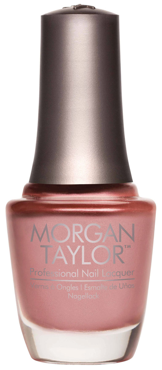 Morgan Taylor Лак для ногтей Texas Me Later/Своя в Техасе, 15 млSC-FM20101Медно-розовый перламутр.Эксклюзивная коллекция Morgan Taylor™ насыщена редкими и драгоценными составляющими. Оттенки основаны на светящихся жемчужинах, оловянных сплавах, мерцающем серебре и лучезарном золоте. Все пигменты перетерты в мельчайшую пыль и используются без разбавления другими красителями: в итоге лак получается благородным и дорогим.Наша обязанность перед мастером маникюра — предложить безопасное профессиональное цветное покрытие. Именно поэтому наши лаки являются BIG3FREE: не содержат формальдегида, толуола и дибутилфталата.В работе с клиентом лак должен быть безупречным — от содержимого флакона до удобства нанесения. Индивидуальный проект и дизайн — сочетание удобства в работе и оптимального веса флакона. Кристально-прозрачное итальянское стекло — это качество стекла позволяет вам видеть цвет лака без искажений, поэтому вопрос выбора цветного покрытия клиентом и мастером решается быстро и с легкостью. Удобный колпачок — воздушный, почти невесомый, он будто создан, чтобы вы держали его пальцами рук при нанесении лака. Особенная кисть — очень тонкие волоски кисти позволят вам почувствовать себя настоящим художником и наносить лак гладко и равномерно.