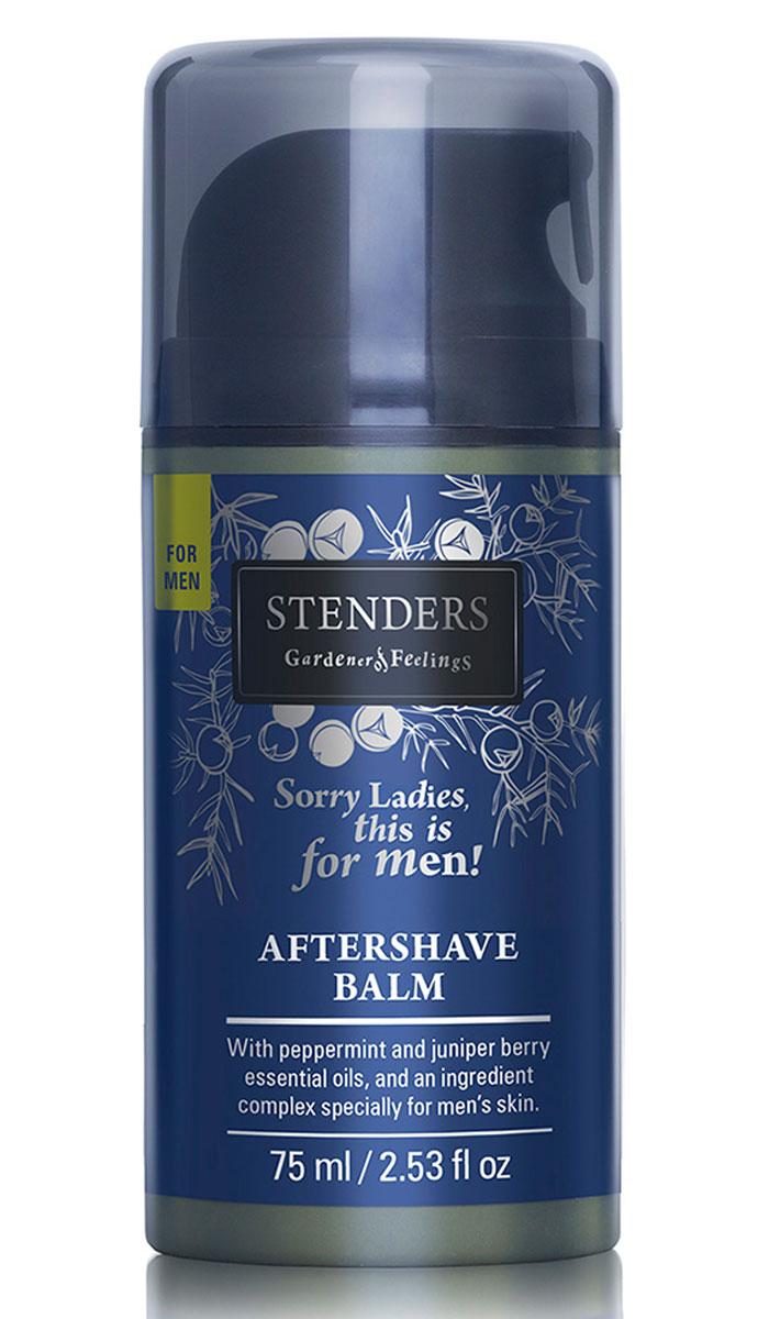 Stenders Бальзам после бритья для мужчин, 75 мл5010777139655Насыщенный бальзам успокоит раздраженную во время бритья кожу и обеспечит ее необходимым ежедневным увлажнением. Специально созданный комплекс активных ингредиентов с таурином и сибирским женьшенем для ухода за кожей мужчин способствует восстановлению, защите и смягчению кожи. Мятное эфирное масло, содержащееся в бальзаме, приятно освежит кожу. Мужской аромат подчеркнут освежающие и бодрящие нотки можжевелового эфирного масла. Комплекс активных ингредиентов CellActive содержит особенно эффективно ухаживающие ингредиенты, такие как таурин и сибирский женьшень. Его уникальное воздействие увеличивает естественные защитные свойства организма, способствует восстановлению кожи и предотвращает микроскопические повреждения, возникающие в процессе бритья. Также он обеспечивает глубокое и длительное увлажнение кожи, что является важным условием для нормального функционирования кожи и обеспечения ее здорового вида.