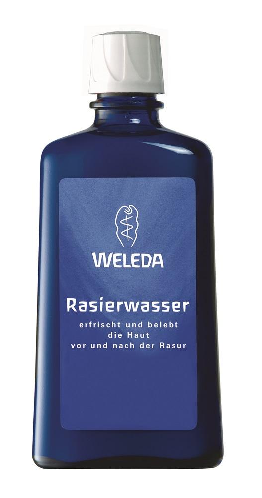 Weleda Лосьон до и после бритья 100 млGE0701Лосьон до и после бритья Weleda освежает и витализирует раздраженную после бритья кожу. Вытяжка из мирры сужает поры, а экстракт гамамелиса уменьшает воспаление. Лосьон можно использовать перед сухим бритьем: щетина распрямляется, что облегчает качественное бритье. Лосьон имеет приятный терпкий запах и дезинфицирует мелкие порезы. Не содержит ингредиентов на основе минеральных масел и синтетических ароматизаторов, красителей и консервантов. Применение: Перед сухим бритьем небольшое количество лосьона вылить на руки и нанести на щеки и подбородок, затем хлопающими движениями вмассировать, дать высохнуть и бриться как обычно. После влажного бритья нанести небольшое количество лосьона на щеки и подбородок. В завершение нанести Увлажняющий мужской крем Weleda.