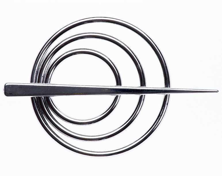 Заколка для штор Goodliving, цвет: серебряный, 2 шт544131Заколка для штор Goodliving выполнена из высококачественного пластика.Заколка - это основной вид фурнитуры в декоре штор, сочетающий в себе не только декоративную функцию, но и практическую - регулировать поток света. Заколки способны украсить любую комнату.Диаметр декоративной части: 9 см.Длина палочки: 13,5 см.