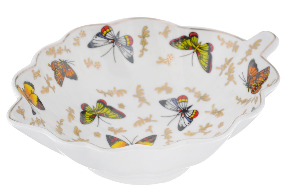 Конфетница Elan Gallery Бабочки, 220 мл elan gallery конфетница бабочки