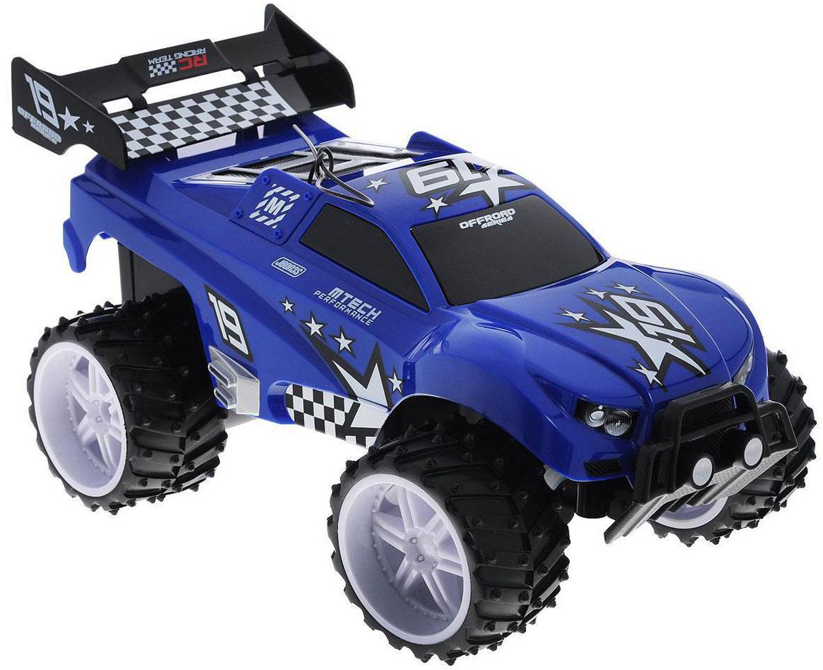 """Машинка на радиоуправлении Maisto """"Dune Blaster"""" доставит массу приятных впечатлений вашему ребенку! Игрушка отличается ярким, оригинальным дизайном и удобным управлением. Это самый настоящий внедорожник для любителей автомобильной техники и экстремального вождения. Полный привод (вперед, назад, вправо, влево) обеспечивает отличную проходимость. Игрушка отличается ярким, оригинальным дизайном и удобным управлением. Модель обладает высокой стабильностью движения, что позволяет полностью контролировать процесс, управляя уверенно и без суеты. Такая модель станет отличным подарком не только любителю автомобилей, но и человеку, ценящему оригинальность и изысканность, а качество исполнения представит такой подарок в самом лучшем свете. Пульт управления работает на частоте 27 MHz. Для работы игрушки необходимы 4 батарейки типа АА (товар комплектуется демонстрационными). Для работы пульта управления необходимы 2 батарейки типа АА (товар комплектуется..."""
