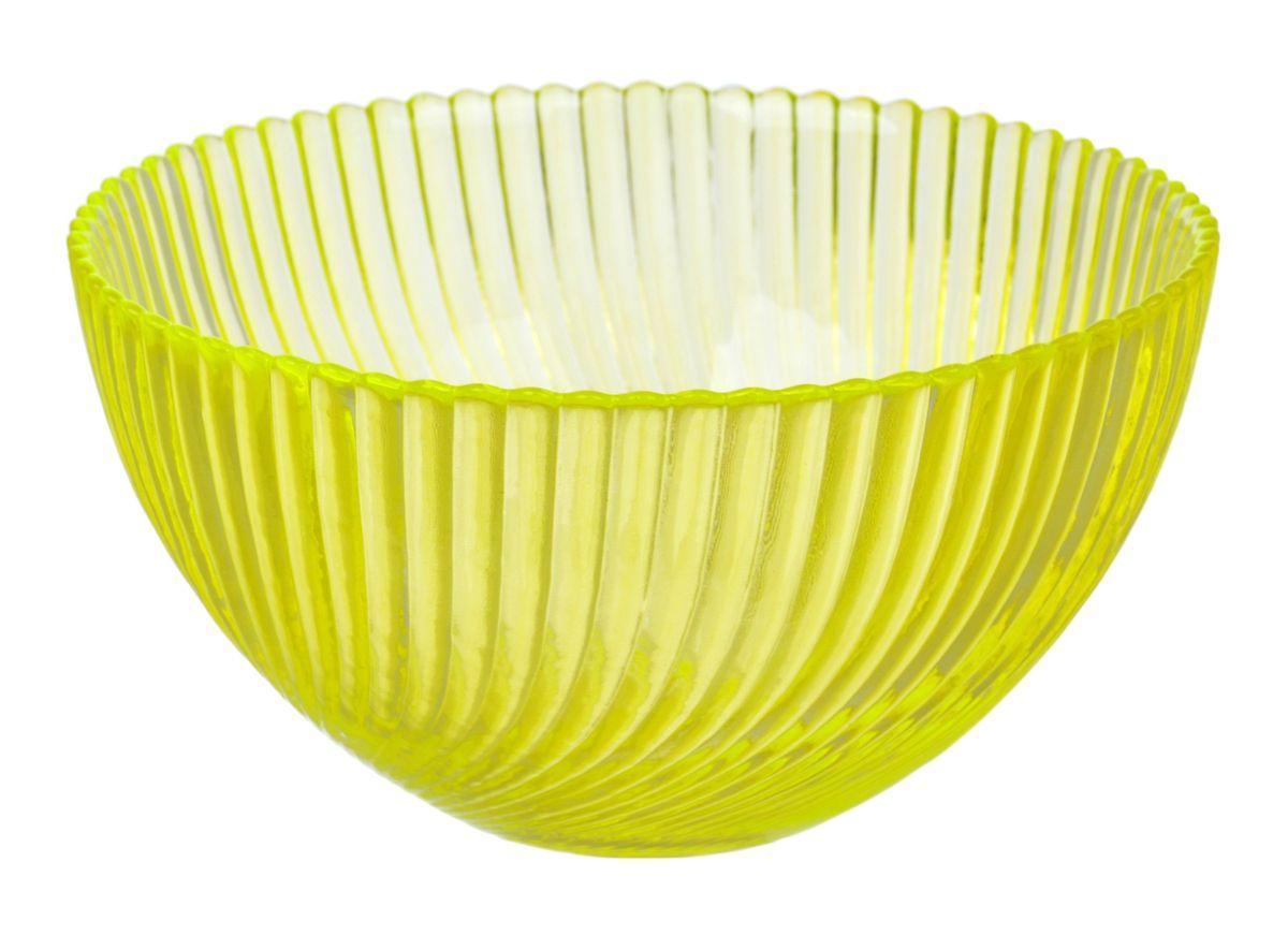 Салатник 20см Альтера желтый250098Салатники предназначены для сервировки стола. Безопасны в ежедневном использовании. Посуду нельзя применять в СВЧ и мыть в ПММ. Товар не имеет индивидуальную упаковку