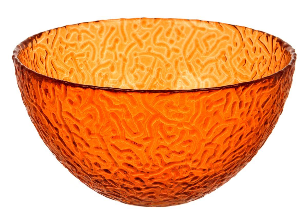 Салатник 20см Ажур оранжевыйPENZ00191Салатники предназначены для сервировки стола. Безопасны в ежедневном использовании. Посуду нельзя применять в СВЧ и мыть в ПММ. Товар не имеет индивидуальную упаковку
