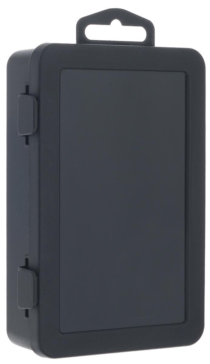 Коробка для приманок Salmo Ice Lure Special 01, 14,5 см х 10 см х 4 смBR3730ПРВместительная коробка Salmo Ice Lure Special 01 выполнена из высококачественного морозоустойчивого пластика. Внутри расположены мягкие вкладыши для хранения мормышек, балансиров и блесен. Закрывается на 2 защелки. Изделие оснащено петелькой для подвешивания.