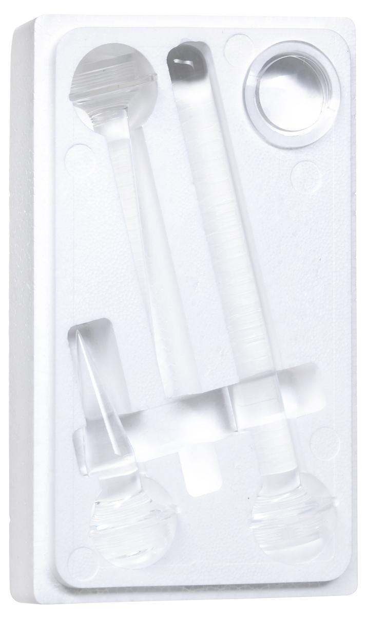 Рикта Комплект оптических насадок КОН-1, для терапевтических аппаратов, 4 штHS730EU-001Комплект оптических насадок КОН-1 представляет собой набор специализированных световодов, предназначенный для расширения функциональных возможностей аппаратов серий Рикта квантовой терапии путем доставки излучаемой мощности светового потока непосредственно к зонам лечения (полостные органы пациента).Насадки изготовлены из нетоксичного оптического органического стекла. Их поверхности отполированы, что исключает возможность нанесения травмы пациенту во время проведения лечебной процедуры, а также уменьшает боковое излучение.- Оптическая насадка №1 - применяется для проведения процедур в гинекологии и проктологии;- Оптическая насадка №2 - применяется для проведения процедур в оториноларингологии и стоматологии;- Оптическая насадка №3- применяется для лазеропунктуры;- Оптическая насадка №4 - применяется для проведения процедур в косметологии и артрологии.Насадки навинчиваются на резьбу излучателя. Резьба универсальная. Товар сертифицирован.