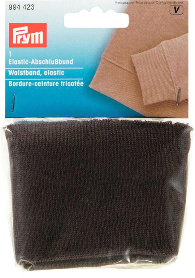 Пояс-резинка Prym, цвет: коричневый, обхват 20 см022-SBЭластичный пояс-резинка Prym изготовлен из высококачественного полиэстера. Изделие предназначено для шитья брюк, спортивных штанов и много другого.Обхват резинки-пояса: 20 см. Ширина резинки-пояса: 5 см.