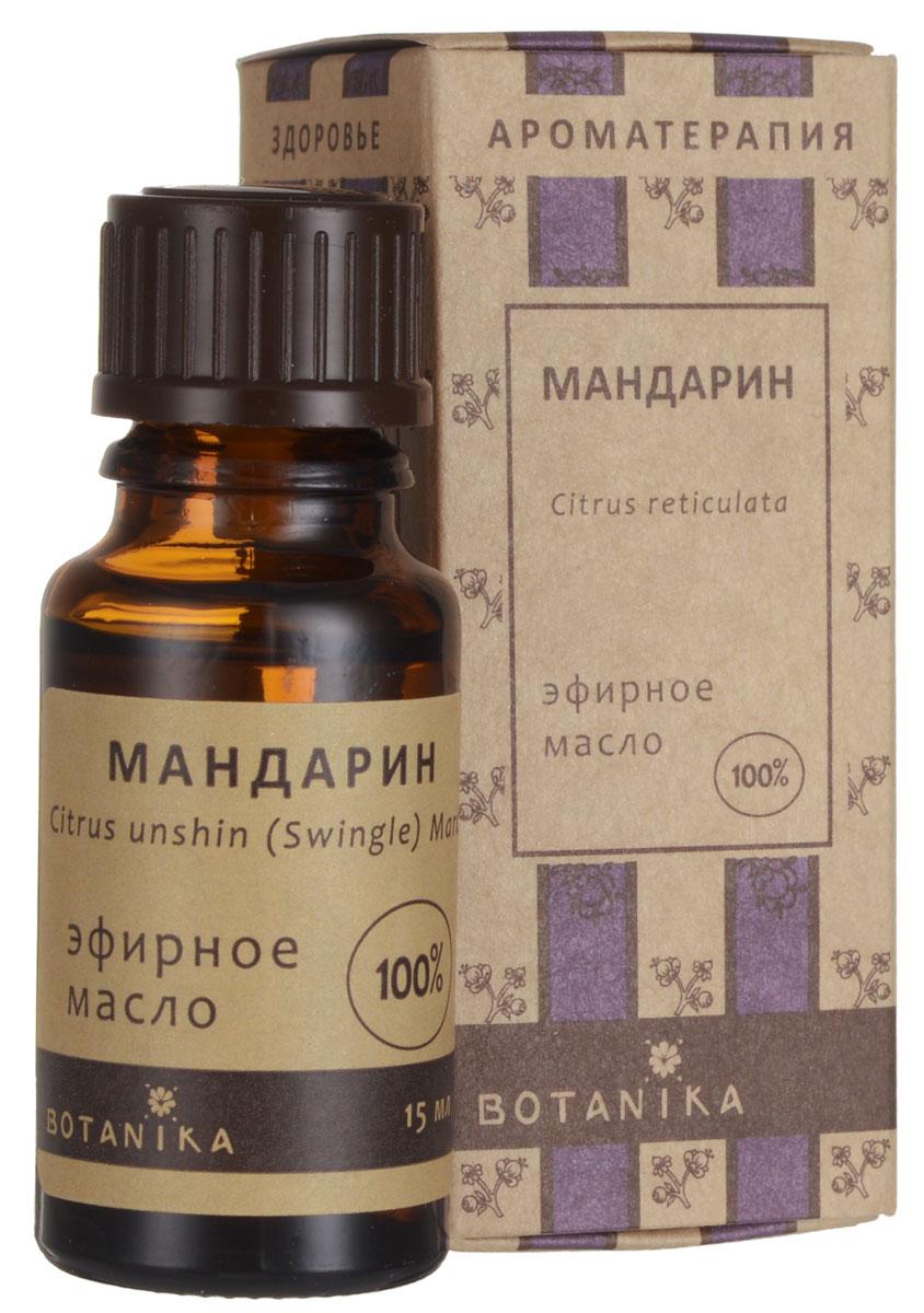Botanika Эфирное масло Мандарин, 15 млFS-00897Эфирное масло Botanika Мандарин укрепляет волосы, способствует заживлению рубцов на коже, улучшает цвет кожи, разглаживает морщины. Добавляются в качестве активных ингредиентов в косметические смеси для ухода за кожей лица и тела, волосами, ногтями. Используются в ароматерапии. Характеристики:Объем: 15 мл. Артикул: 00007675. Производитель: Россия. Товар сертифицирован.