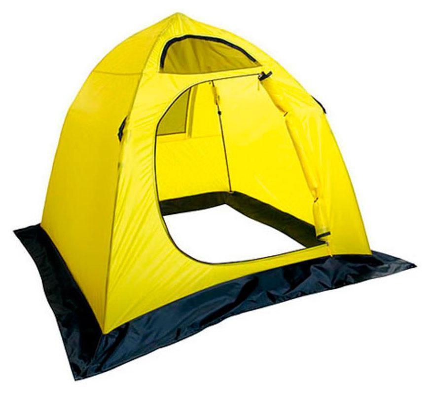 Палатка рыболовная зимняя Holiday EASY ICE 150х150 жел.67742Размер внешней палатки: 130 x 150 x150 см.