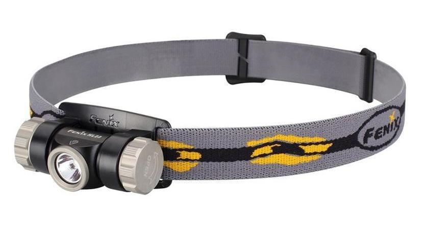 Фонарь налобный Fenix HL23 серый - Фонари и лампы