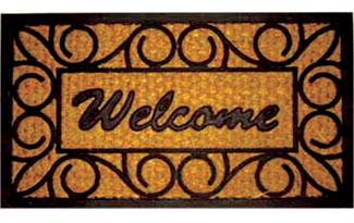 Коврик придверный SunStep Капри, 55 х 90 см. 32-099 коврик придверный sunstep грязесборный 60 х 40 см