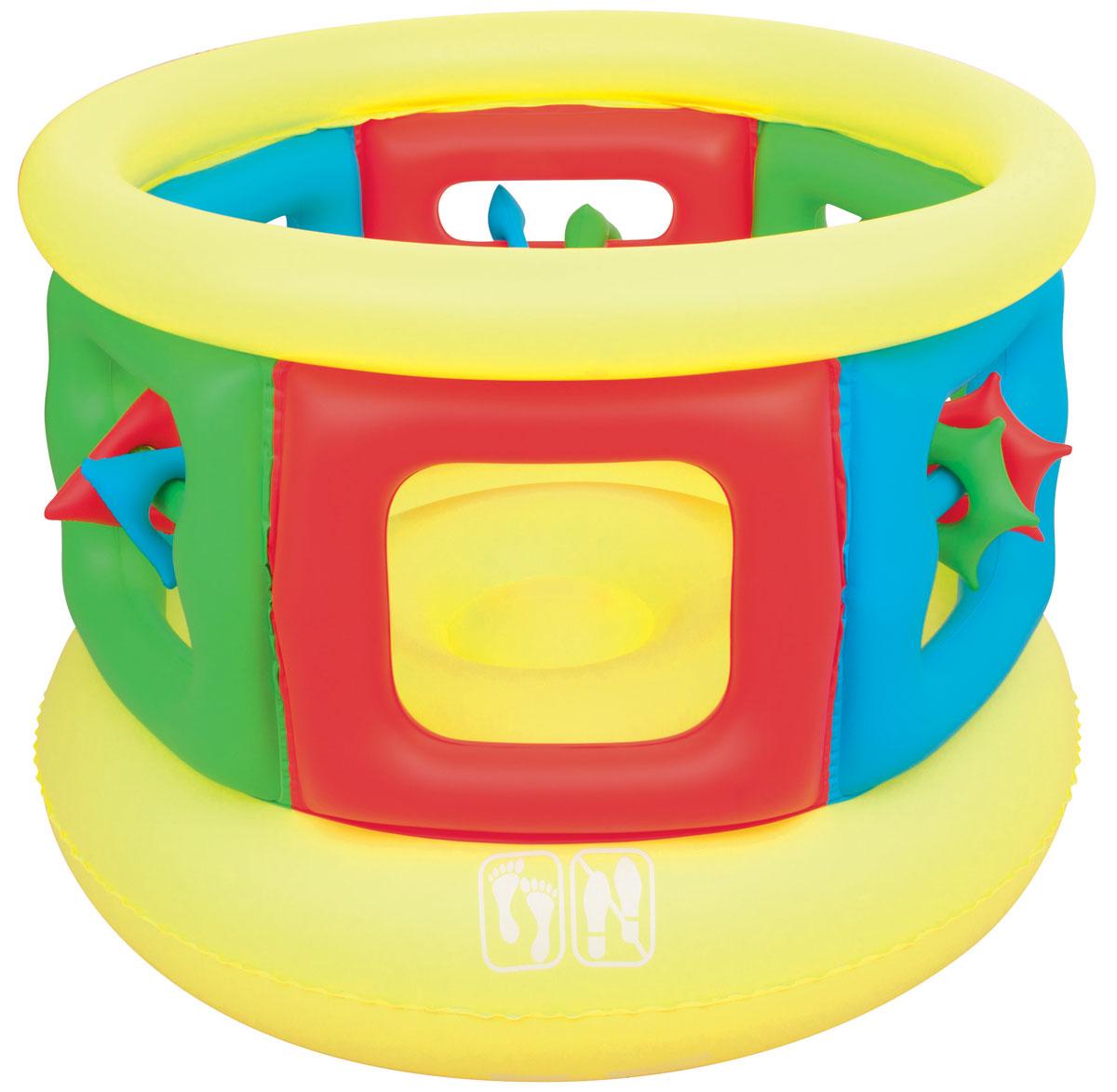 Bestway Батут надувной детский Спортивная труба. 52056
