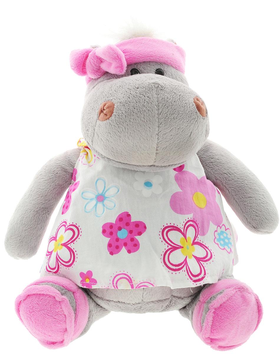 Sonata Style Мягкая игрушка Бегемот 22 см игрушка перевертыш слон бегемот