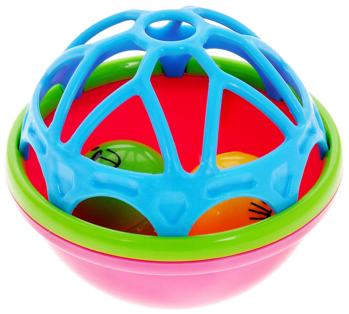 Mioshi Погремушка для ванной Лучшие друзья цвет голубой розовый, Jinjiang Tanny Toys Co, Ltd