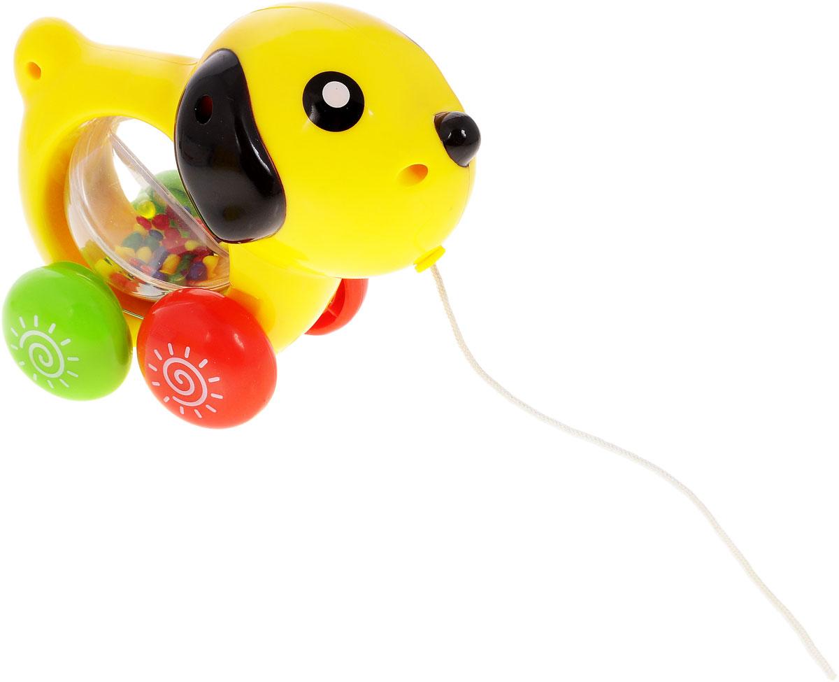 Малышарики Развивающая игрушка Питомец Собачка малышарики развивающая игрушка питомец цыпленок