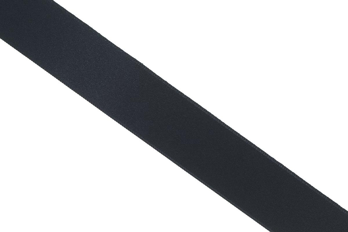 Лента атласная Prym, цвет: черный, ширина 25 мм, длина 25 мRSP-202SАтласная лента Prym изготовлена из 100% полиэстера. Область применения атласной ленты весьма широка. Изделие предназначено для оформления цветочных букетов, подарочных коробок, пакетов. Кроме того, она с успехом применяется для художественного оформления витрин, праздничного оформления помещений, изготовления искусственных цветов. Ее также можно использовать для творчества в различных техниках, таких как скрапбукинг, оформление аппликаций, для украшения фотоальбомов, подарков, конвертов, фоторамок, открыток и многого другого.Ширина ленты: 25 мм.Длина ленты: 25 м.