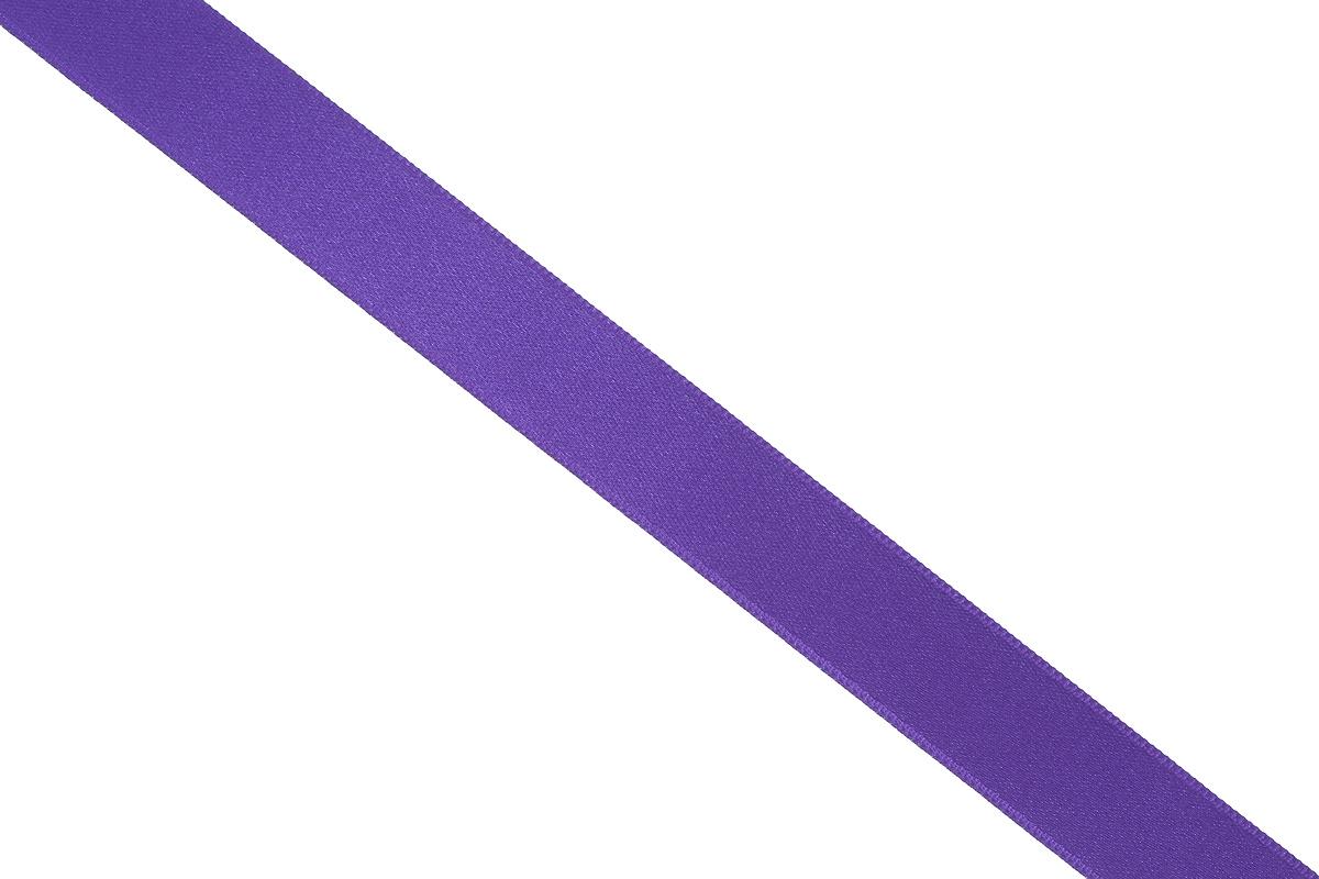 Лента атласная Prym, цвет: фиолетовый, ширина 15 мм, длина 25 м09840-20.000.00Атласная лента Prym изготовлена из 100% полиэстера. Область применения атласной ленты весьма широка. Изделие предназначено для оформления цветочных букетов, подарочных коробок, пакетов. Кроме того, она с успехом применяется для художественного оформления витрин, праздничного оформления помещений, изготовления искусственных цветов. Ее также можно использовать для творчества в различных техниках, таких как скрапбукинг, оформление аппликаций, для украшения фотоальбомов, подарков, конвертов, фоторамок, открыток и многого другого.Ширина ленты: 15 мм.Длина ленты: 25 м.