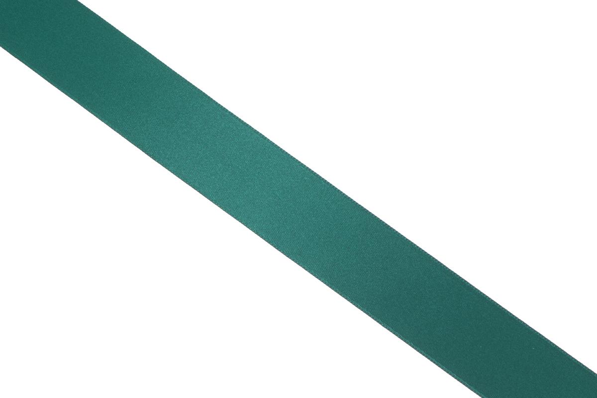 Лента атласная Prym, цвет: темно-зеленый, ширина 25 мм, длина 25 м695804_46Атласная лента Prym изготовлена из 100% полиэстера. Область применения атласной ленты весьма широка. Изделие предназначено для оформления цветочных букетов, подарочных коробок, пакетов. Кроме того, она с успехом применяется для художественного оформления витрин, праздничного оформления помещений, изготовления искусственных цветов. Ее также можно использовать для творчества в различных техниках, таких как скрапбукинг, оформление аппликаций, для украшения фотоальбомов, подарков, конвертов, фоторамок, открыток и многого другого.Ширина ленты: 25 мм.Длина ленты: 25 м.