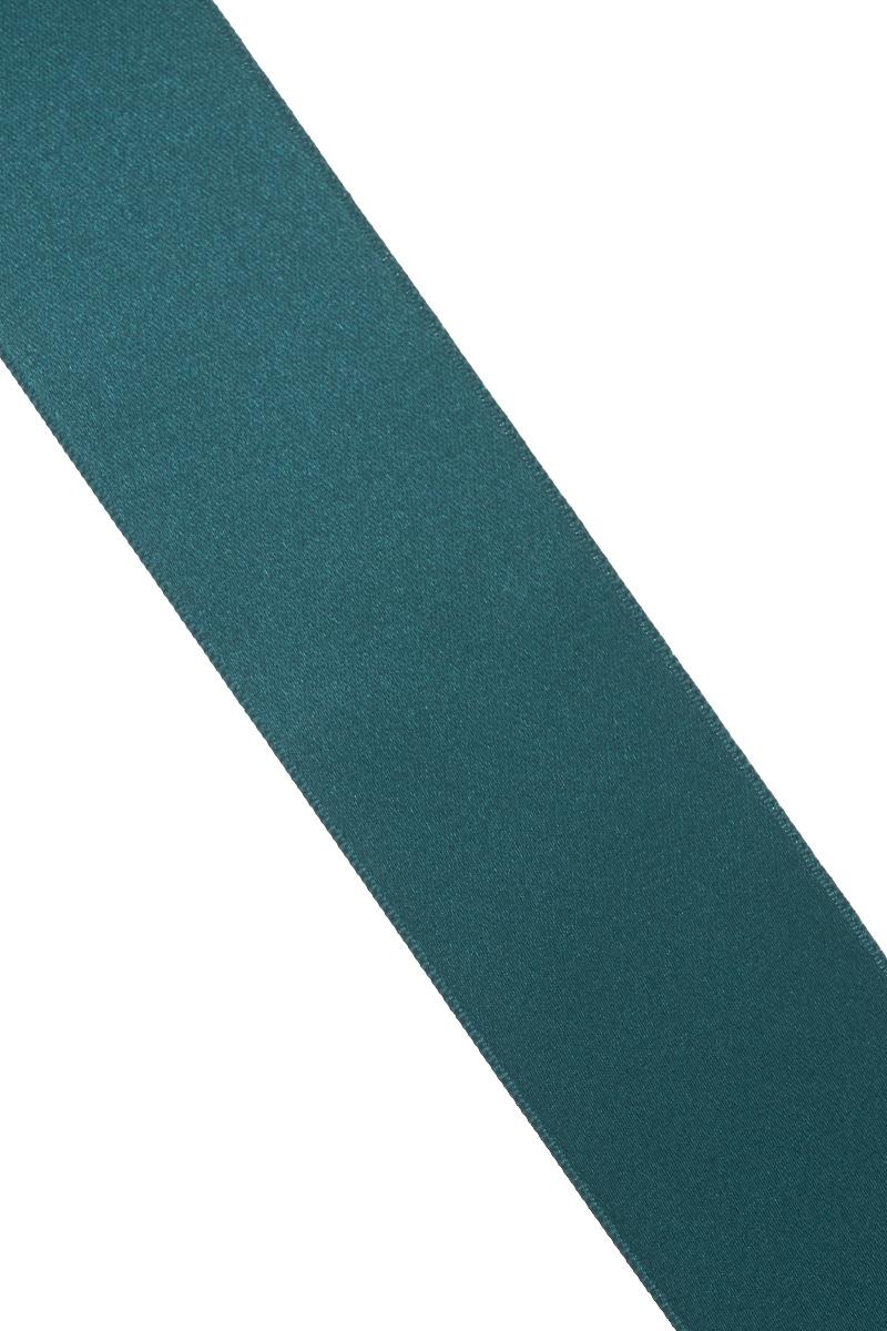 Лента атласная Prym, цвет: темно-зеленый, ширина 38 мм, длина 25 м693543Атласная лента Prym изготовлена из 100% полиэстера. Область применения атласной ленты весьма широка. Изделие предназначено для оформления цветочных букетов, подарочных коробок, пакетов. Кроме того, она с успехом применяется для художественного оформления витрин, праздничного оформления помещений, изготовления искусственных цветов. Ее также можно использовать для творчества в различных техниках, таких как скрапбукинг, оформление аппликаций, для украшения фотоальбомов, подарков, конвертов, фоторамок, открыток и многого другого.Ширина ленты: 38 мм.Длина ленты: 25 м.
